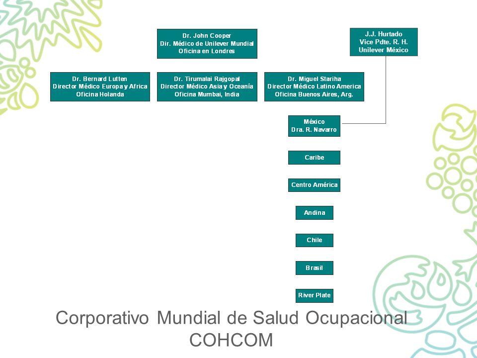 Corporativo Mundial de Salud Ocupacional