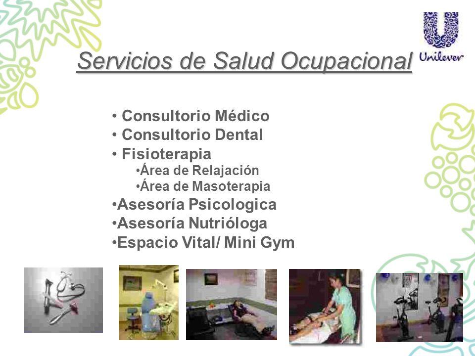 Servicios de Salud Ocupacional