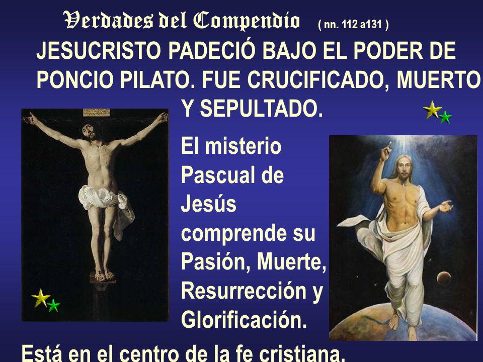 Verdades del Compendio ( nn. 112 a131 )