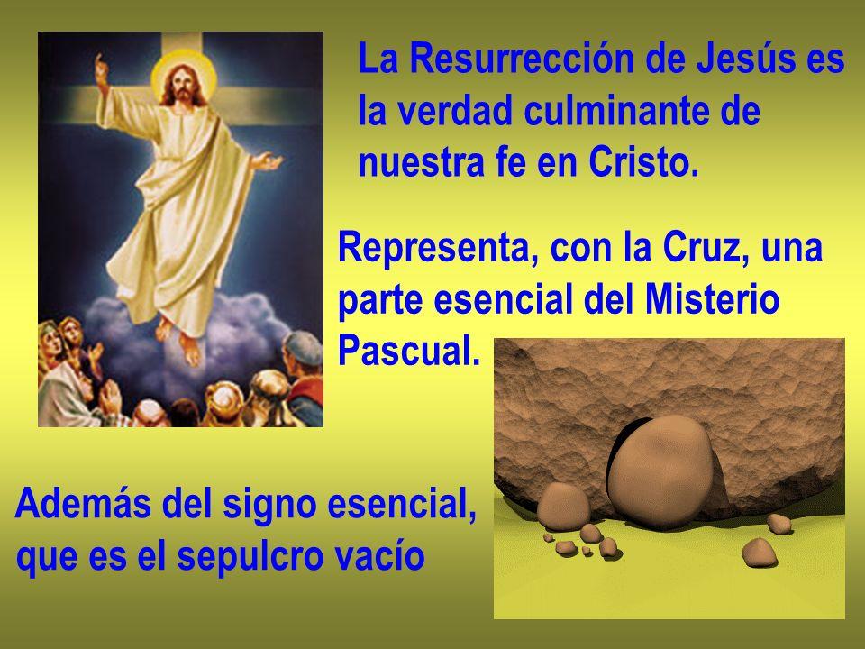 La Resurrección de Jesús es