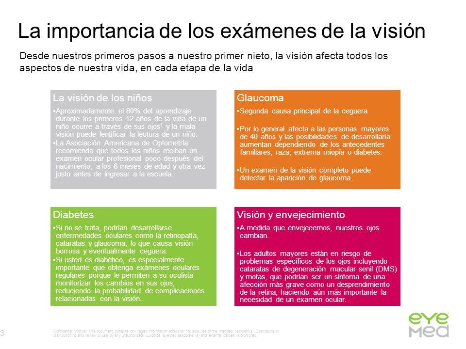La importancia de los exámenes de la visión
