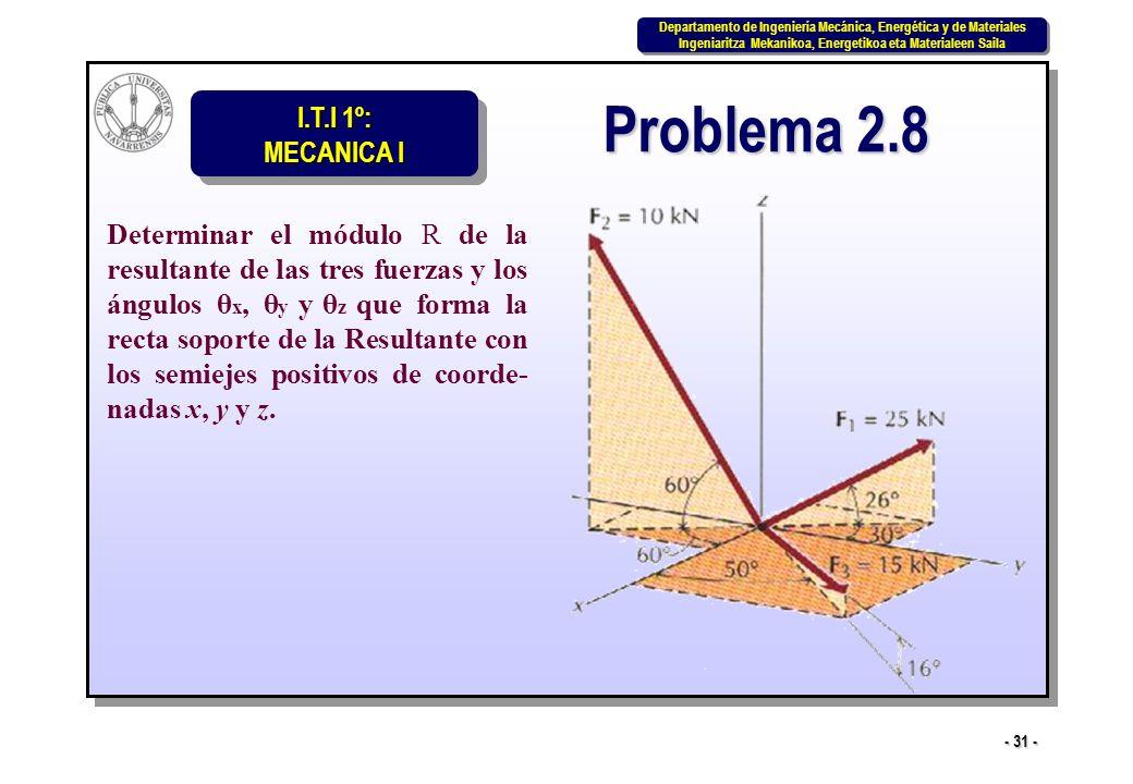 Problema 2.8