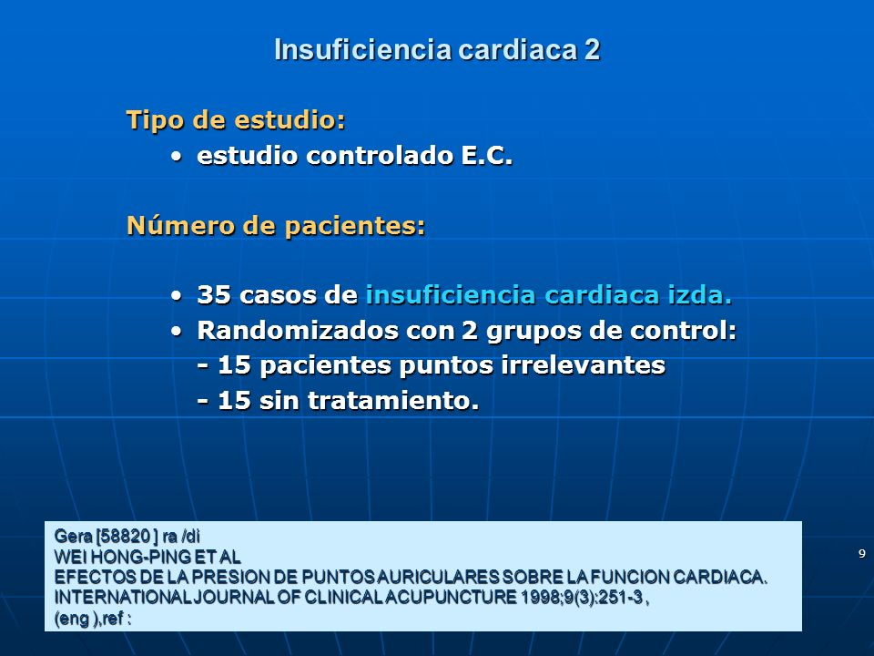 Insuficiencia cardiaca 2