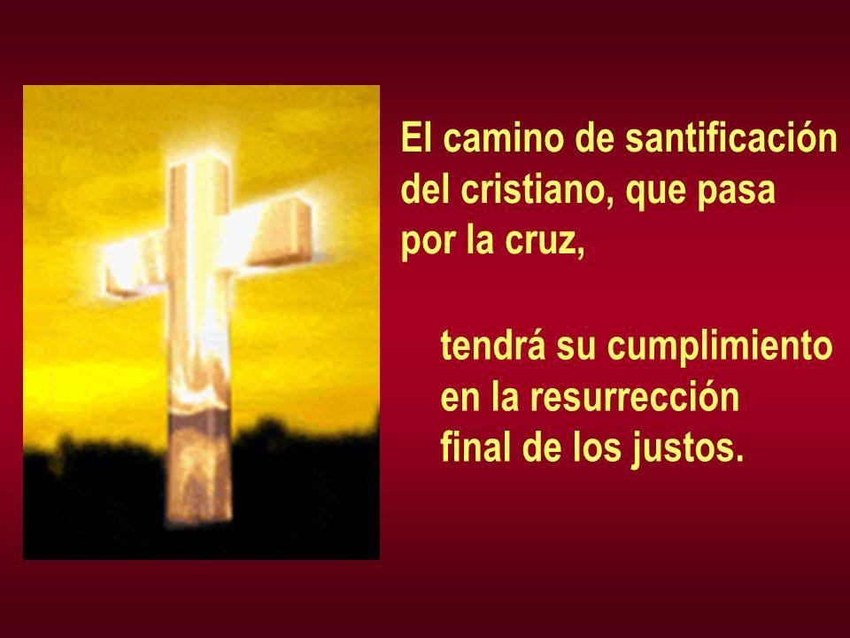 El camino de santificación