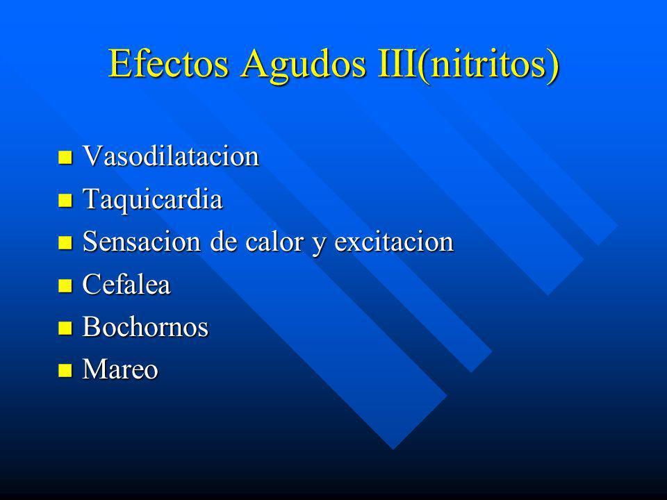 Efectos Agudos III(nitritos)