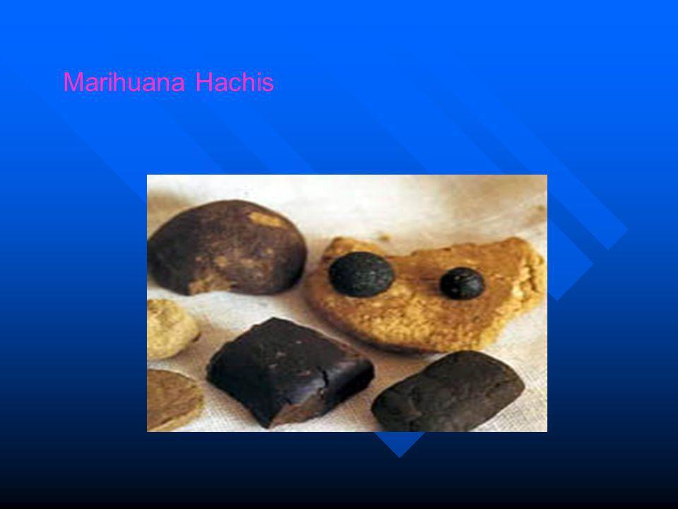 Marihuana Hachis