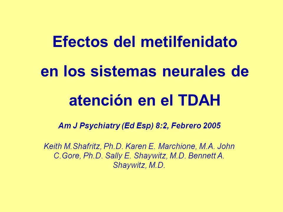 Am J Psychiatry (Ed Esp) 8:2, Febrero 2005