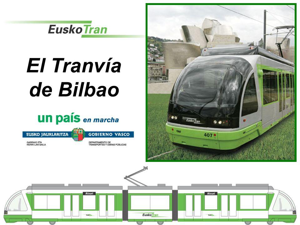 El Tranvía de Bilbao