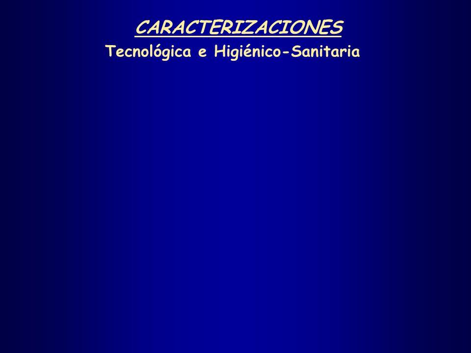 Tecnológica e Higiénico-Sanitaria