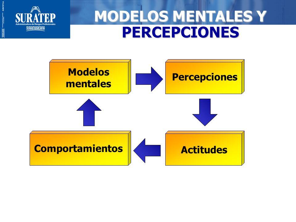 MODELOS MENTALES Y PERCEPCIONES
