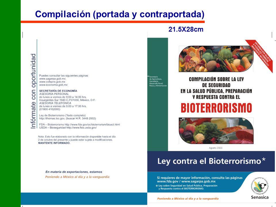 Compilación (portada y contraportada)