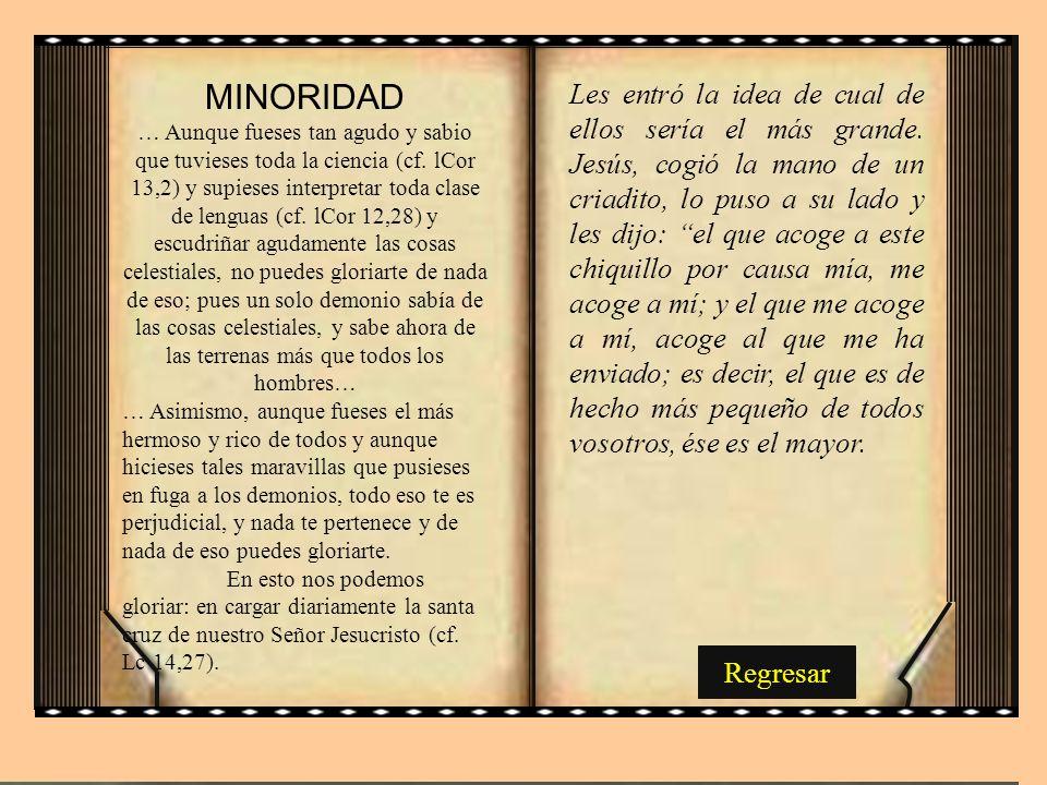MINORIDAD