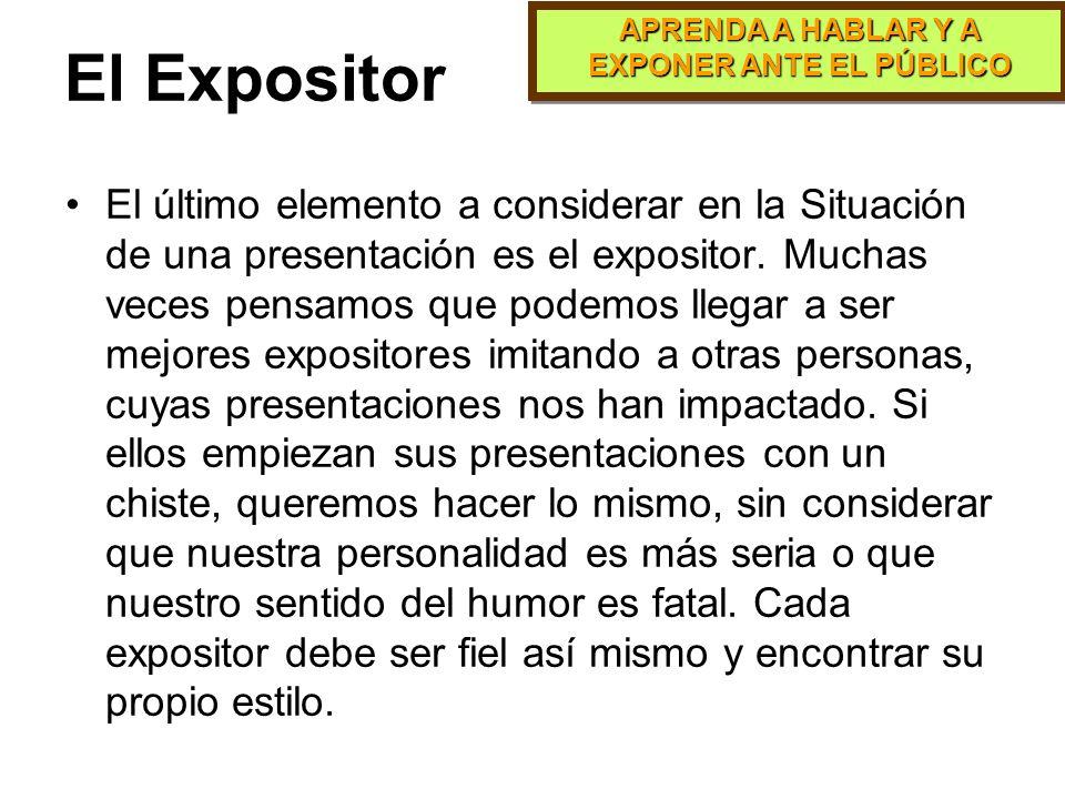 El Expositor