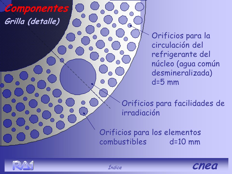 Componentes Grilla (detalle)