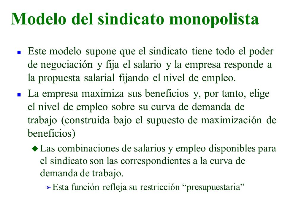 sindicatos y negociaci n colectiva ppt video online