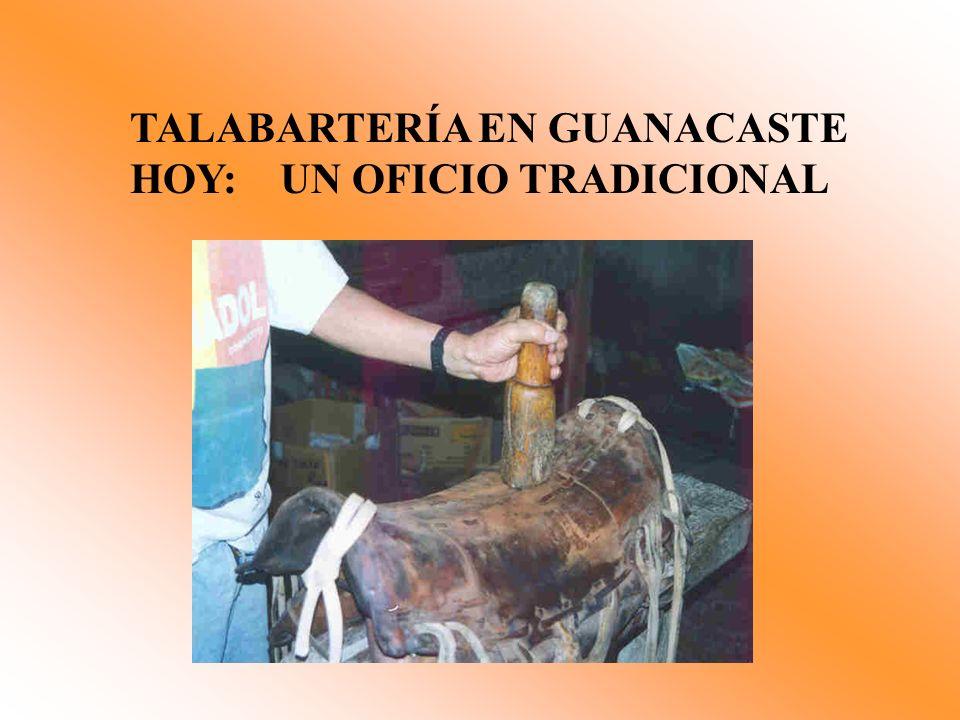 TALABARTERÍA EN GUANACASTE