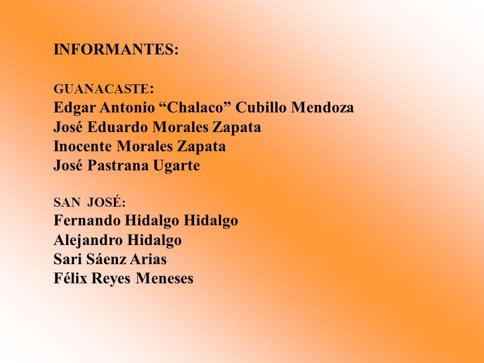 Edgar Antonio Chalaco Cubillo Mendoza José Eduardo Morales Zapata