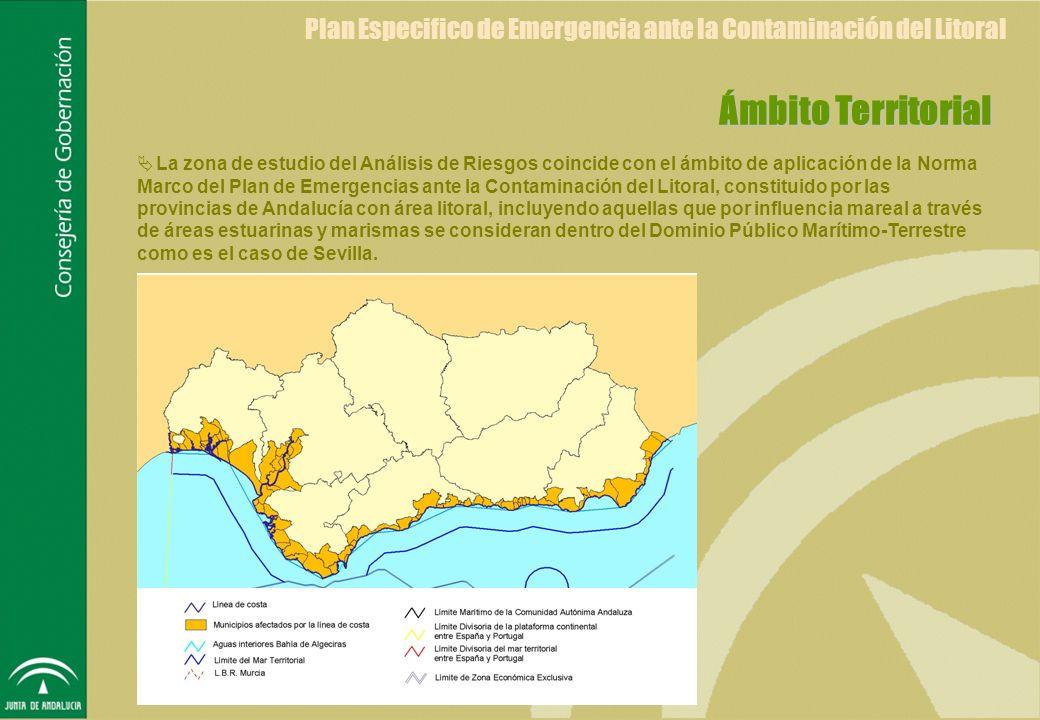 Plan Especifico de Emergencia ante la Contaminación del Litoral