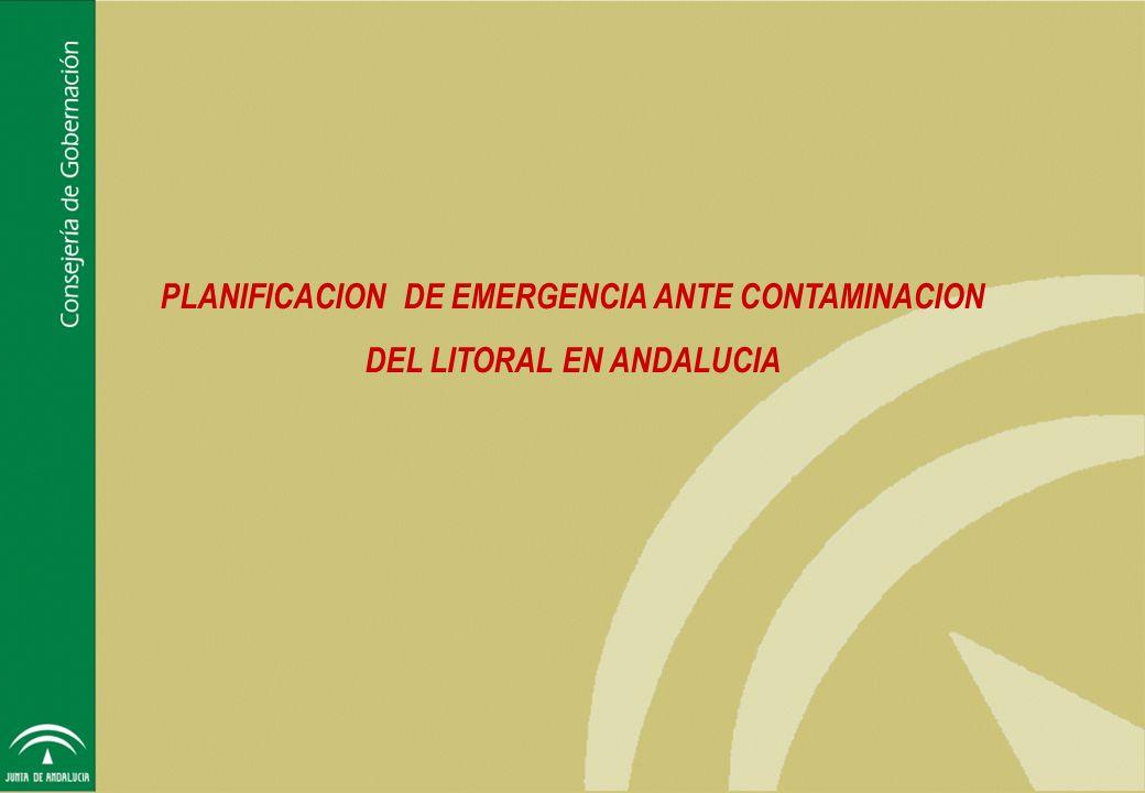 PLANIFICACION DE EMERGENCIA ANTE CONTAMINACION