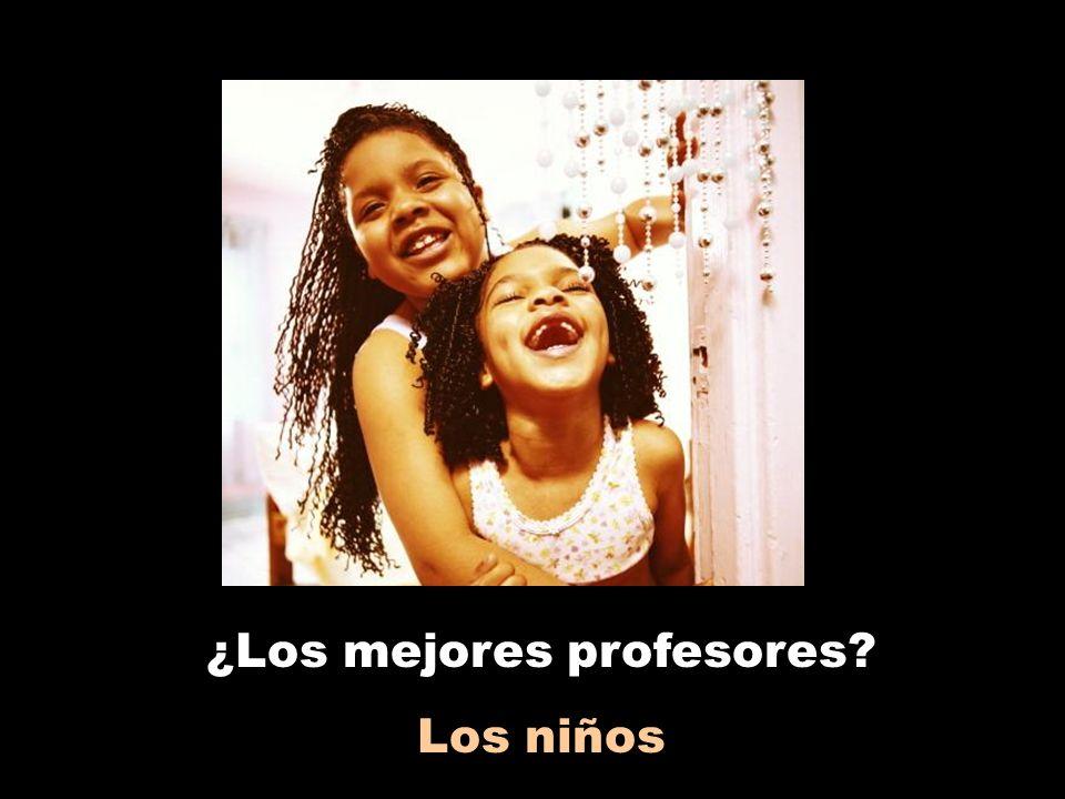 ¿Los mejores profesores