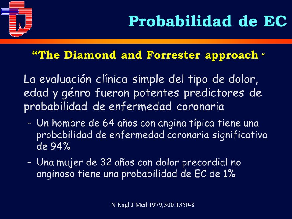 The Diamond and Forrester approach