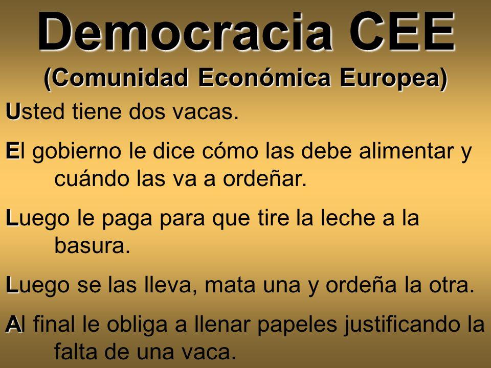 (Comunidad Económica Europea)