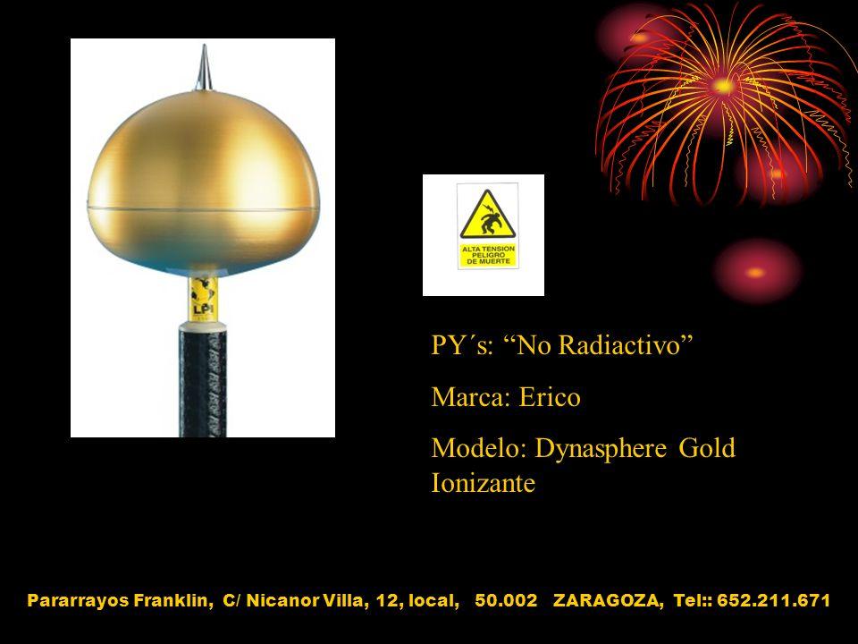 Modelo: Dynasphere Gold Ionizante