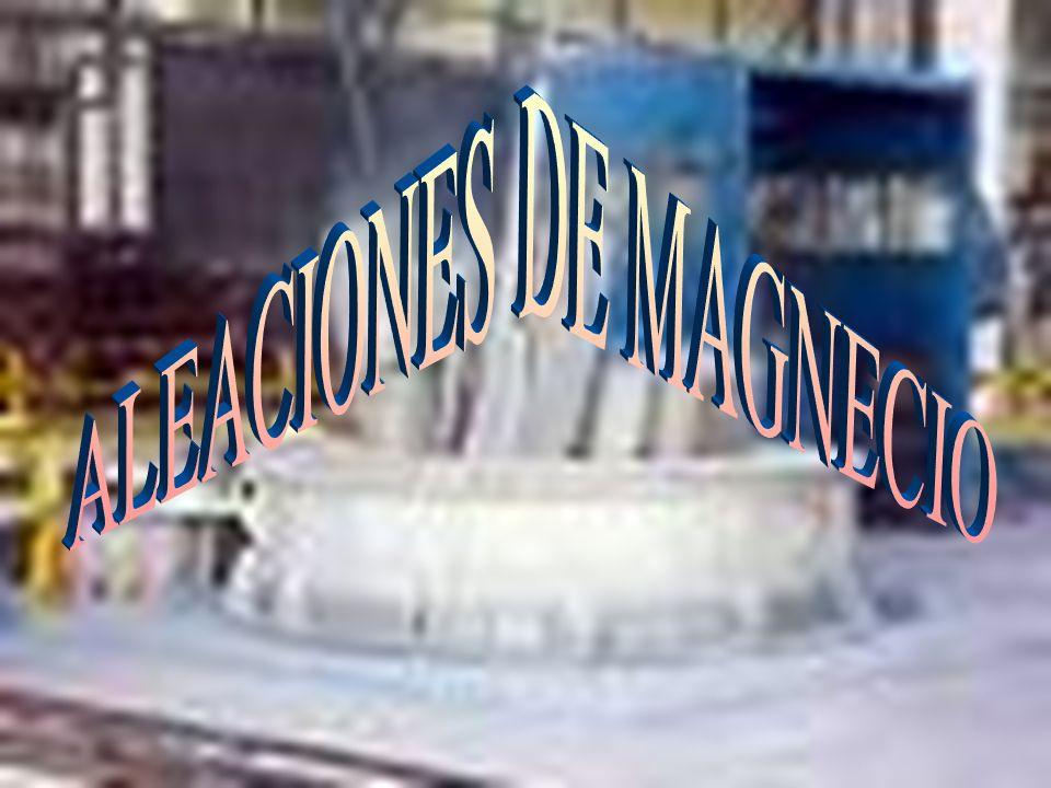 ALEACIONES DE MAGNECIO