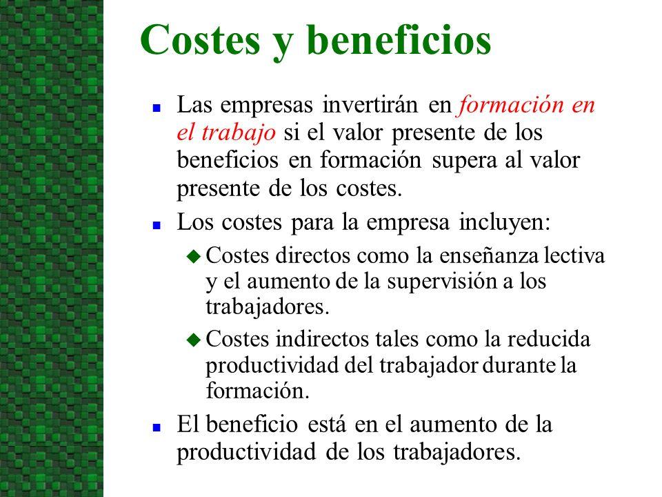Costes y beneficios 10/07/09.