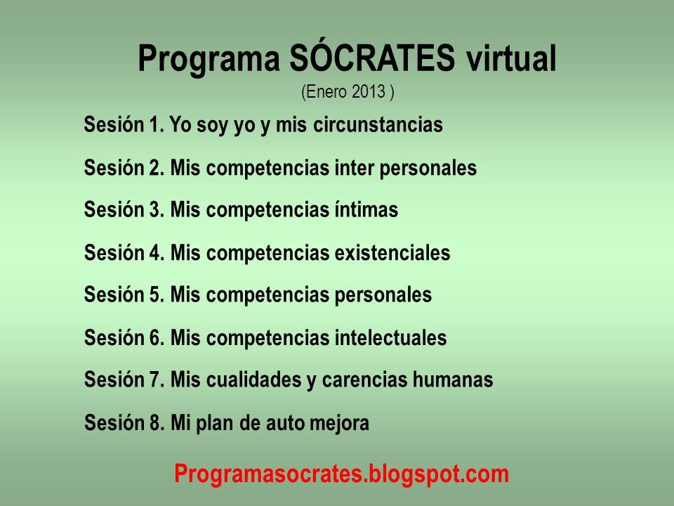 Programa SÓCRATES virtual