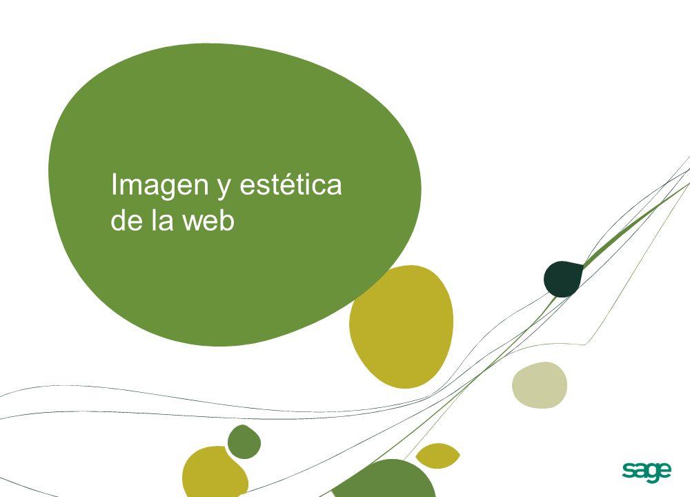Imagen y estética de la web