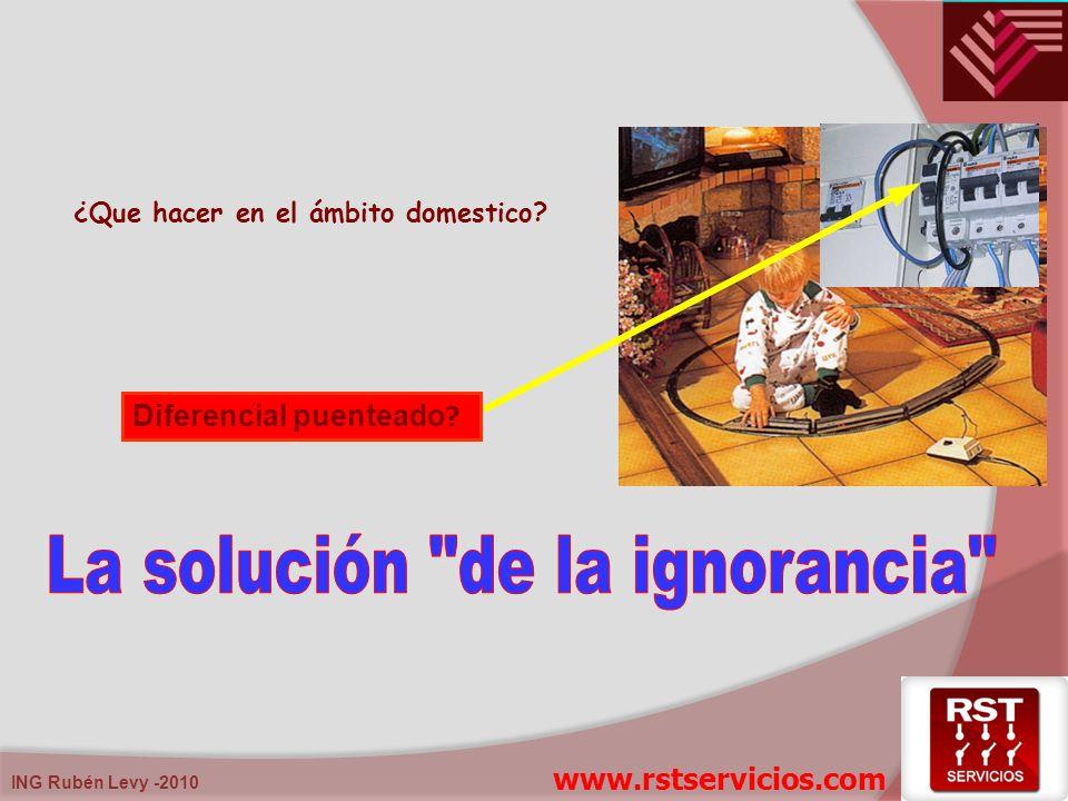La solución de la ignorancia
