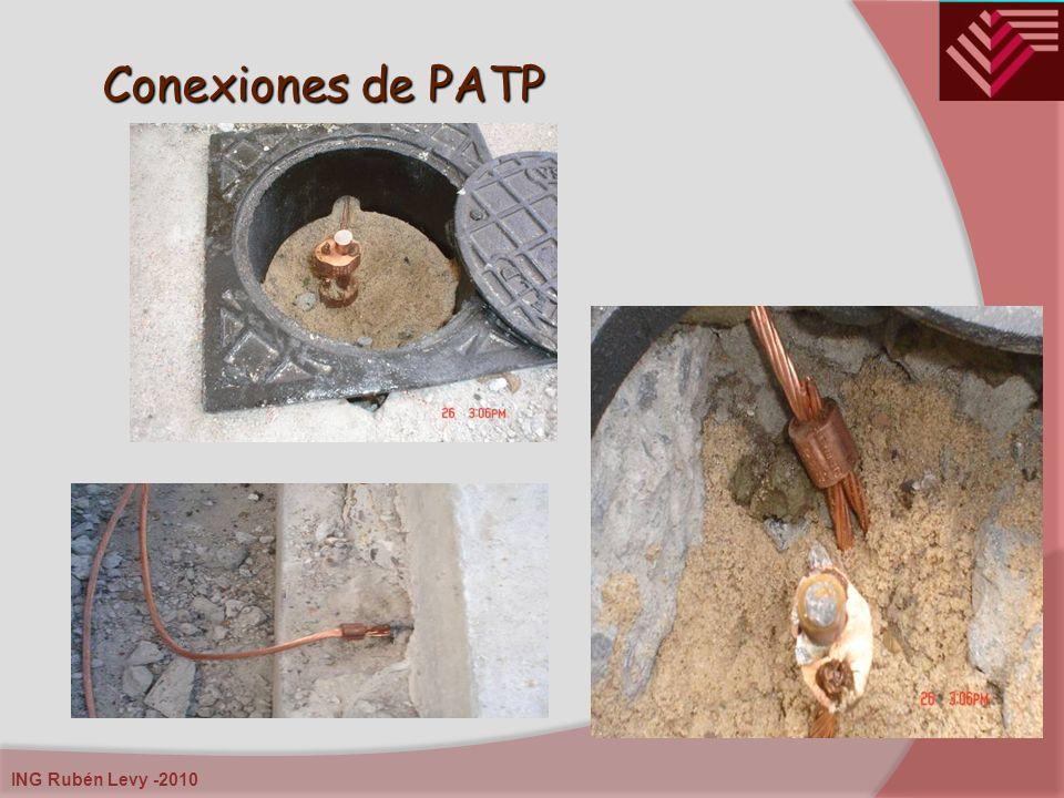 Conexiones de PATP
