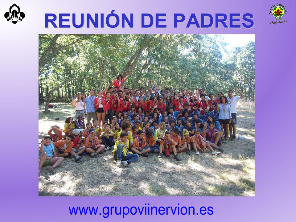 REUNIÓN DE PADRES GRUPO VII - NERVIÓN