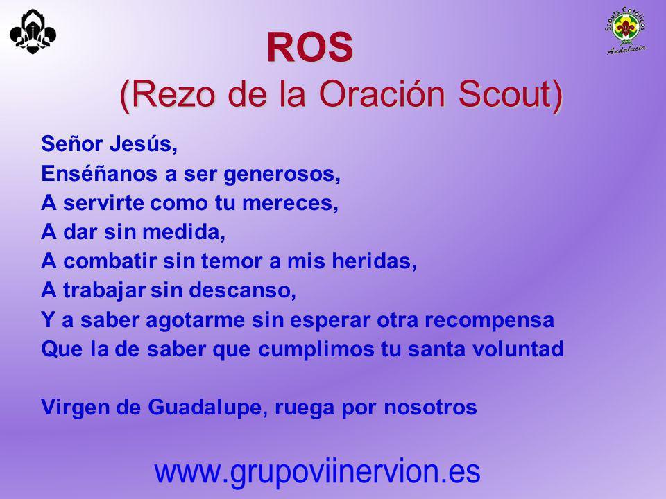 ROS (Rezo de la Oración Scout)