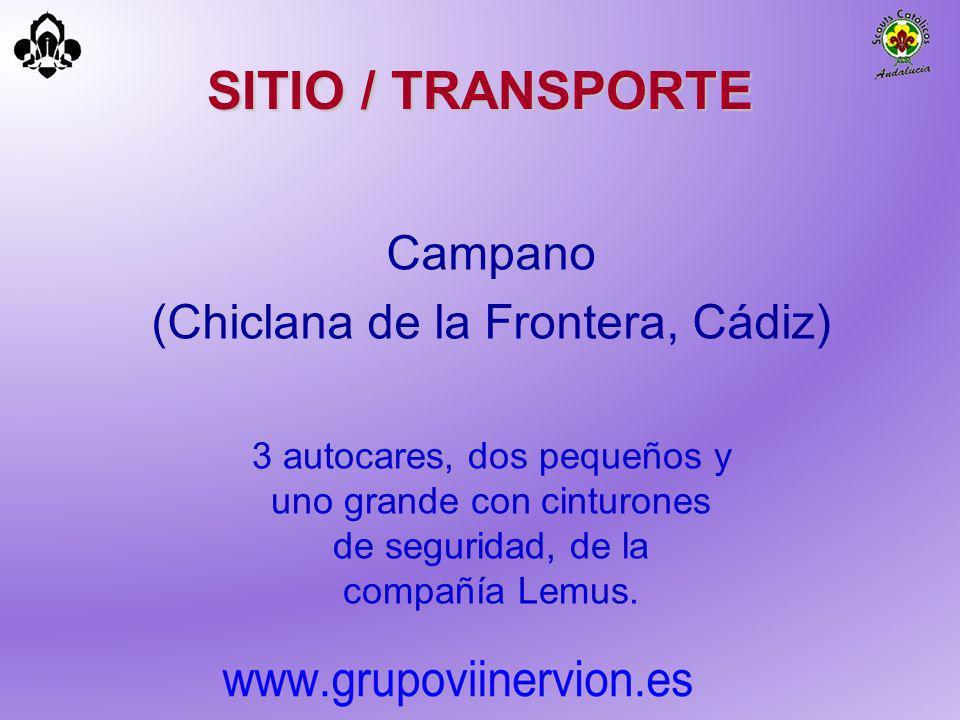 (Chiclana de la Frontera, Cádiz)