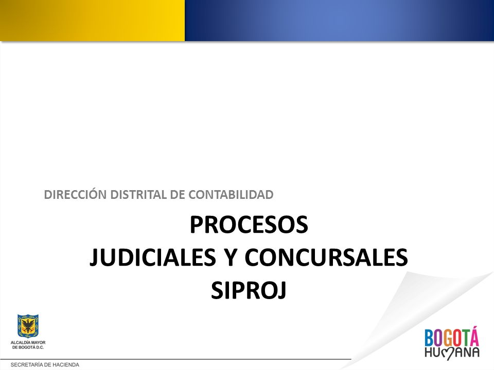 JUDICIALES Y CONCURSALES