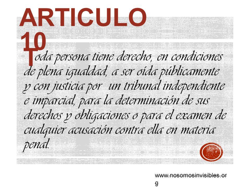 Articulo 10 T.