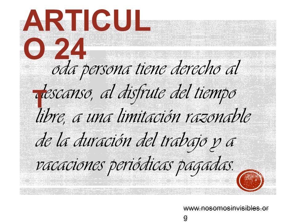 Articulo 24 T.