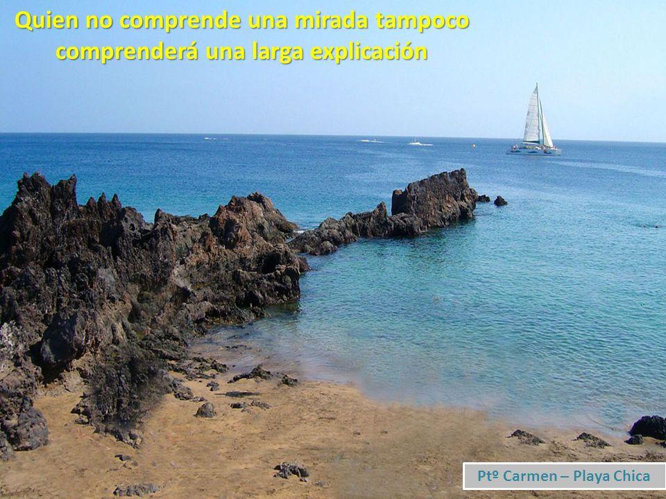 Ptº Carmen – Playa Chica