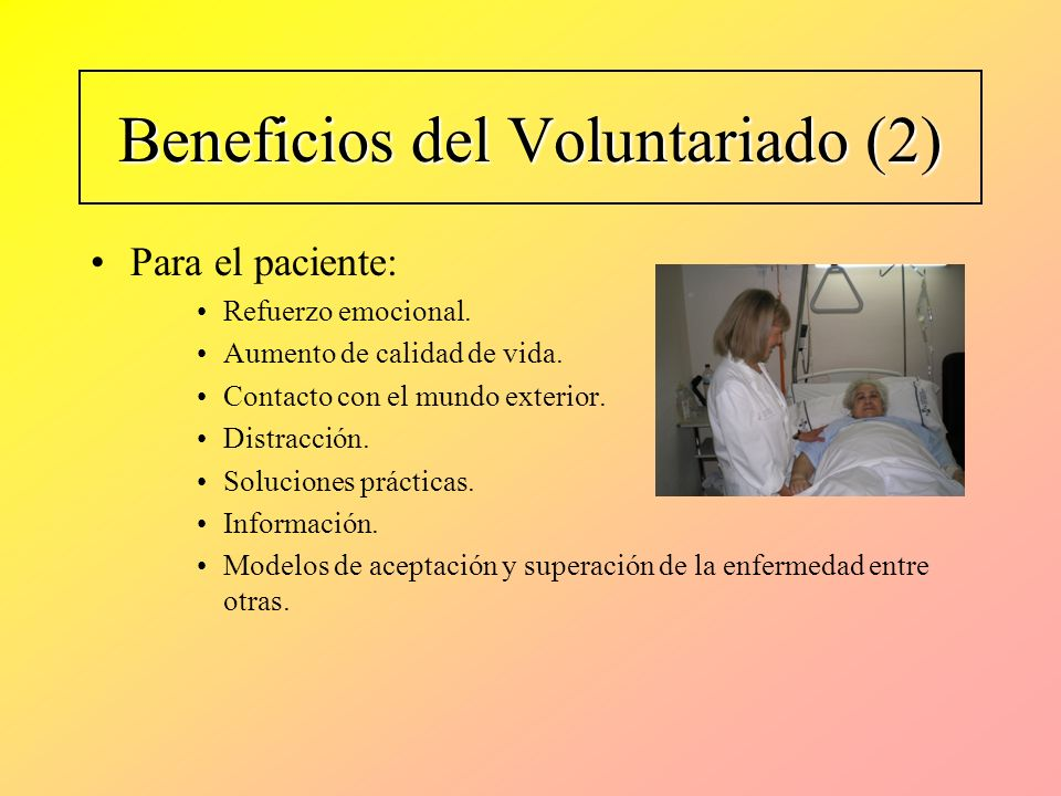Beneficios del Voluntariado (2)