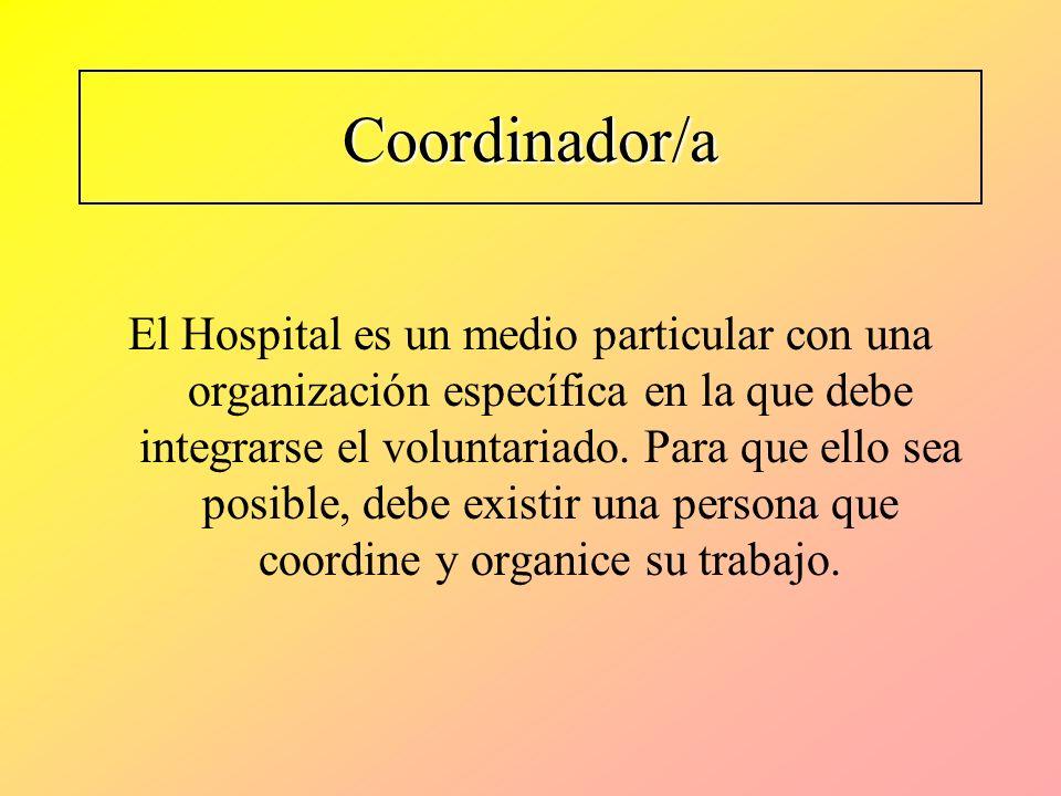 Coordinador/a