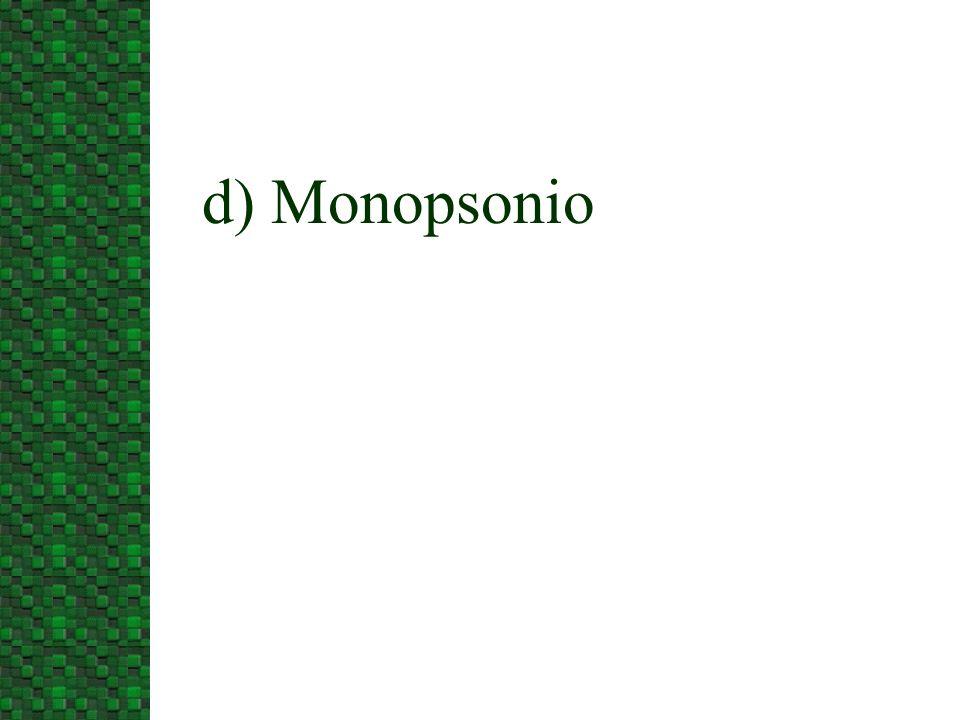3/24/2017 d) Monopsonio