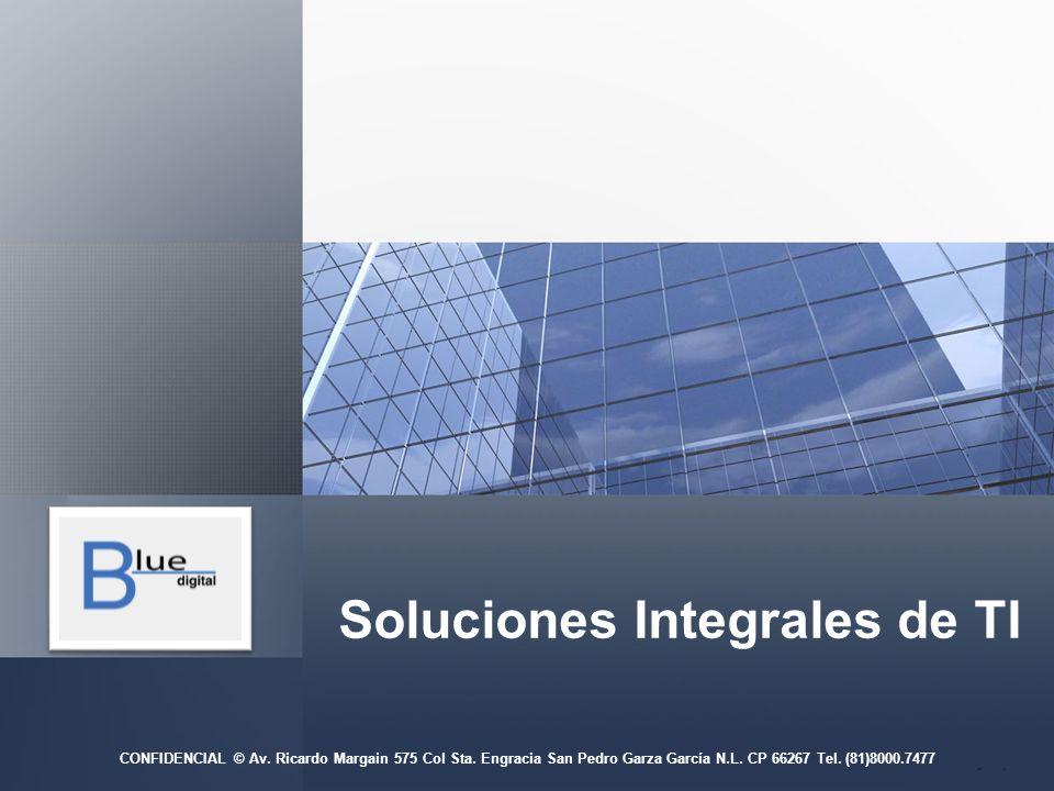 Soluciones Integrales de TI