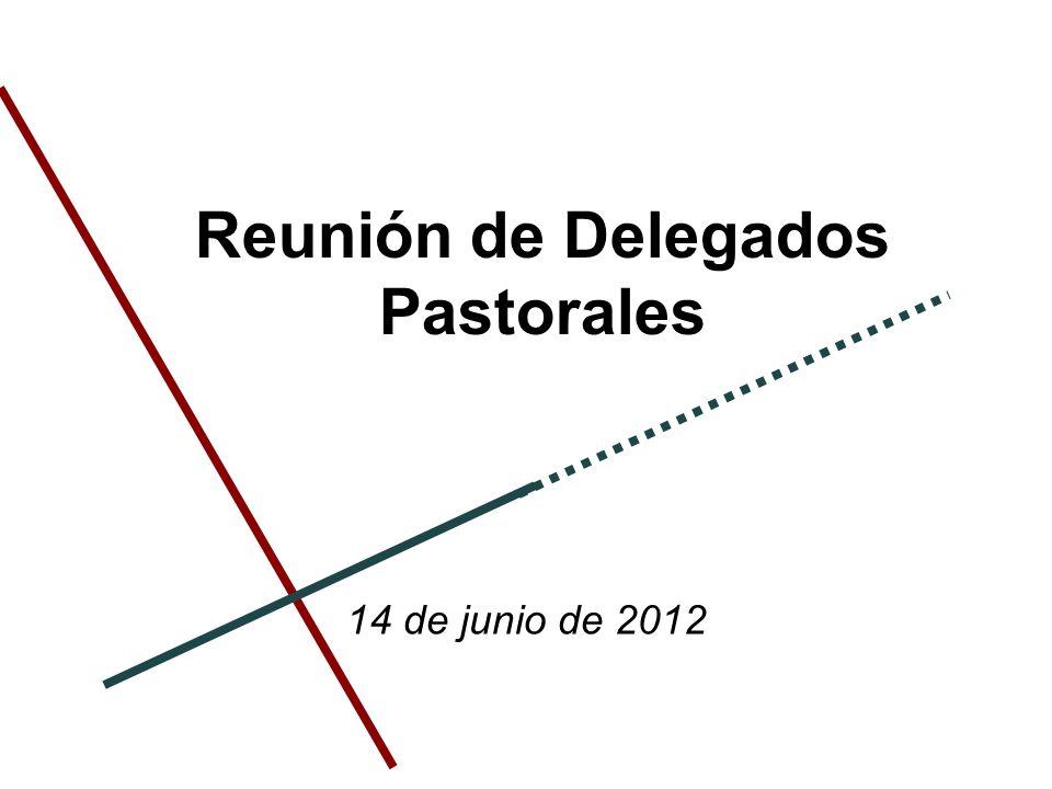 Reunión de Delegados Pastorales