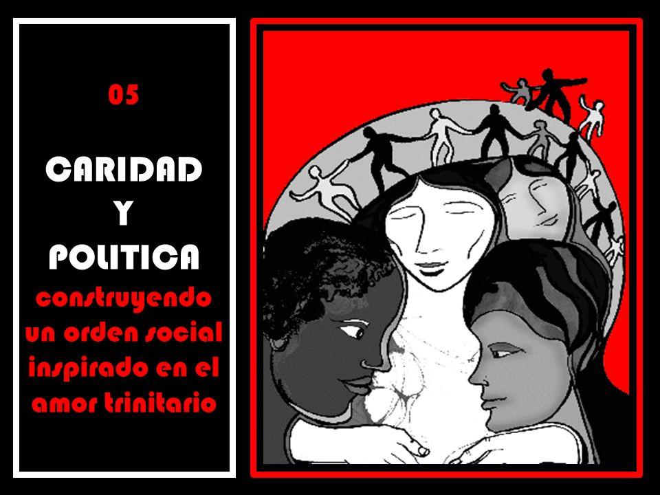 05 CARIDAD Y POLITICA construyendo un orden social inspirado en el amor trinitario