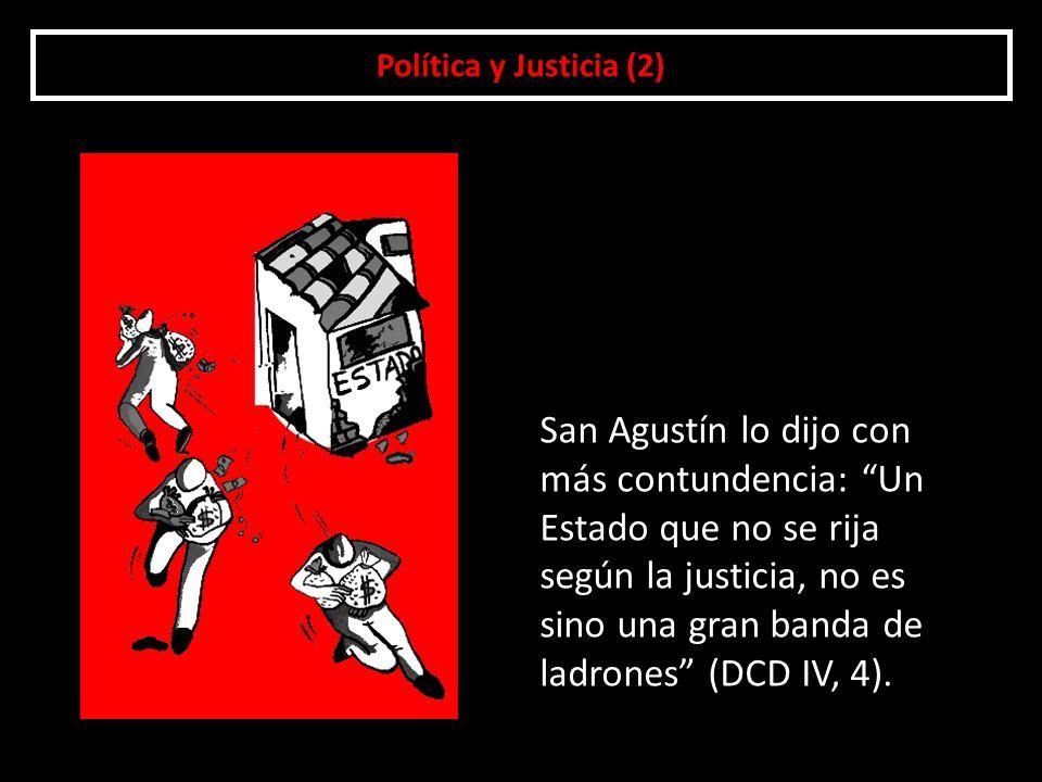 Política y Justicia (2)