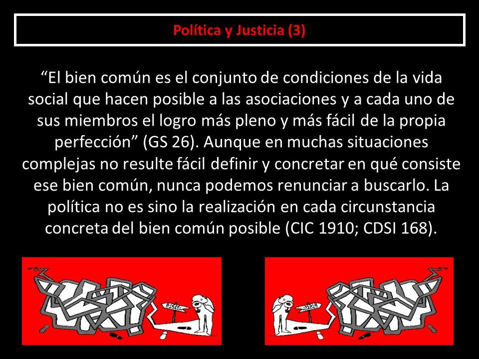 Política y Justicia (3)