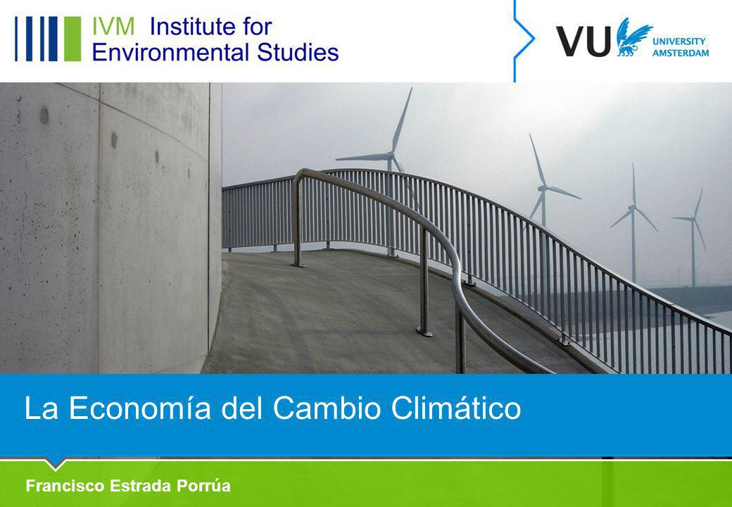 La Economía del Cambio Climático