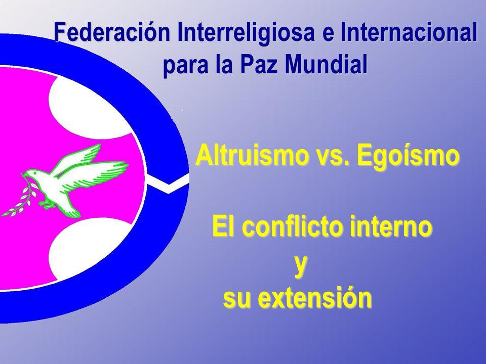 Federación Interreligiosa e Internacional